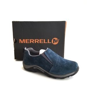 Merrell Jungle Moc Trail Hiking Sneaker Shoe